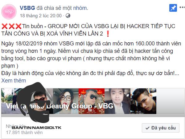 VSBG Vietnamese sexy bae group
