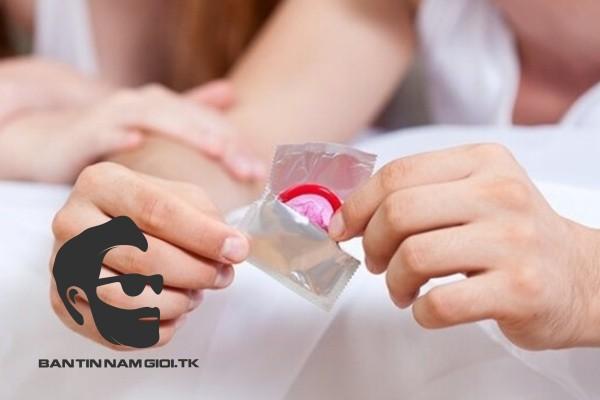 Sử dụng các biện pháp tránh thai an toàn như bao cao su