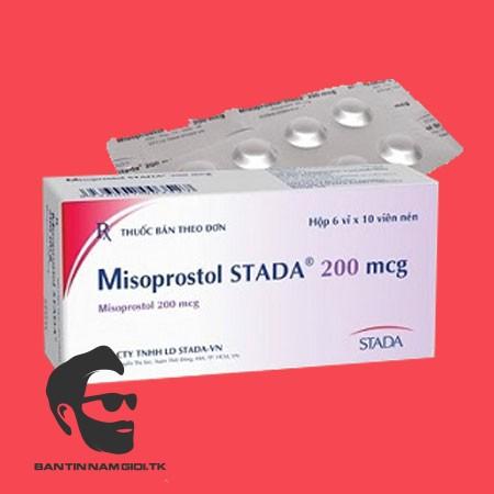 Thuốc Misoprostol giá bao nhiêu