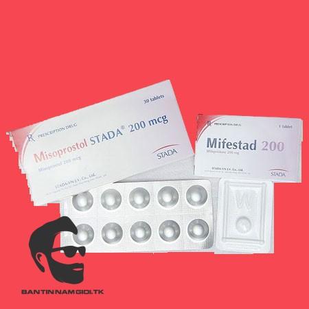 Phá thai bằng Misoprostol