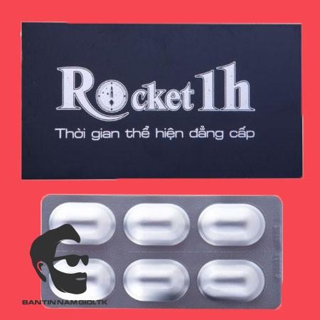 Rocket 1h bán ở đâu có bán lẻ không