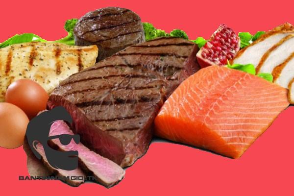 testosterone có trong thực phẩm nào
