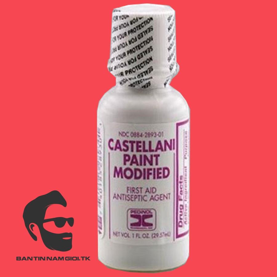 Thuốc Castellani