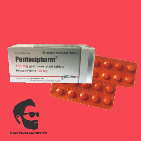 pentoxipharm 100mg
