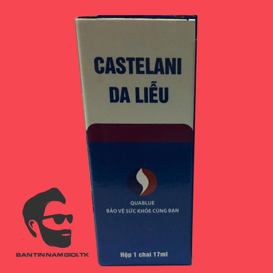 Thuốc Castelani Da liễu