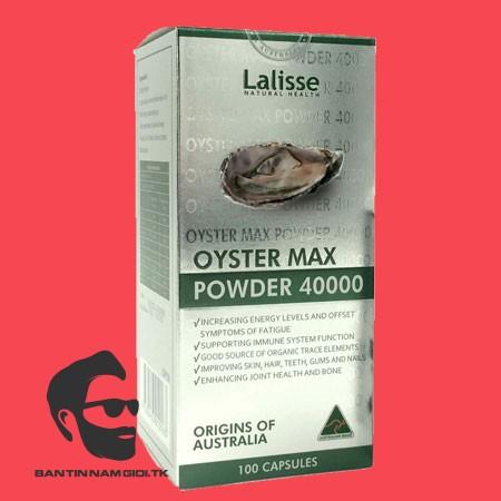 Tình hàu Lalisse có tác dụng gì
