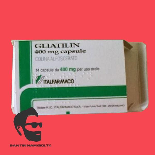 Thuốc Gliatilin
