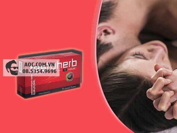 Đọc kỹ hướng dẫn sử dụng Testoherb trước khi dùng