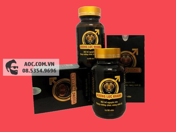 Thuốc tăng cường sinh lực: Vương Lực Khang