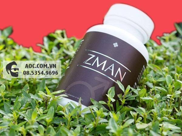 Zman: Thuốc tăng cường sinh lực