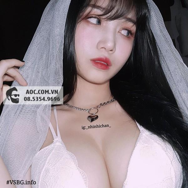 Hình ảnh gái đẹp ngực bự