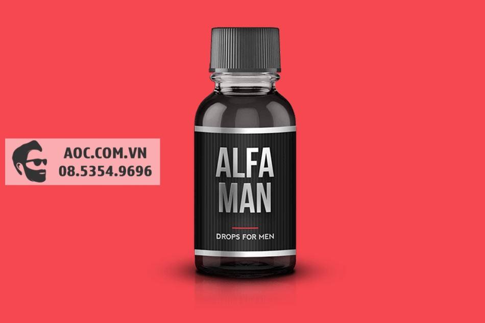 Hình ảnh lọ Alfa Man