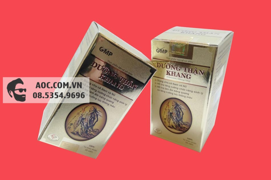 Dưỡng Thận Khang có nguồn gốc thảo dược