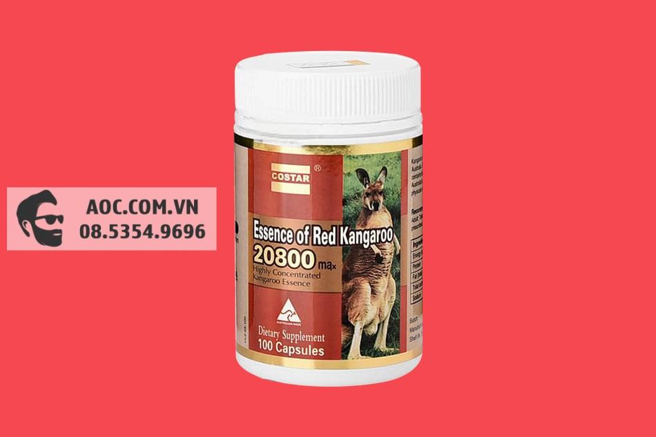 Hình ảnh lọ Essence of Red Kangaroo