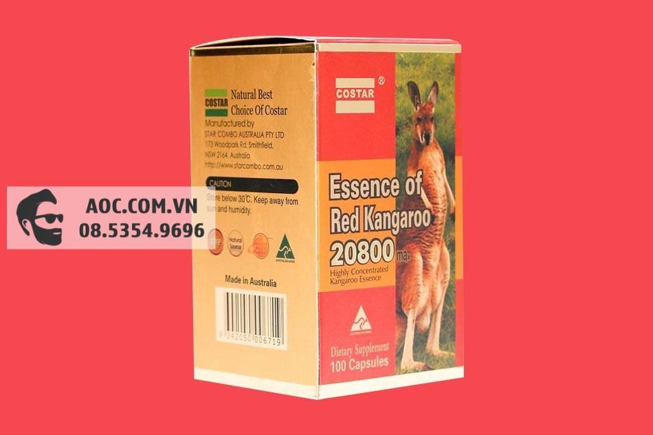 Hình ảnh hộp Essence of Red Kangaroo