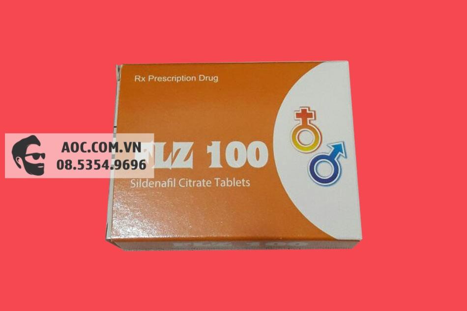 Hình ảnh hộp thuốc Flz 100