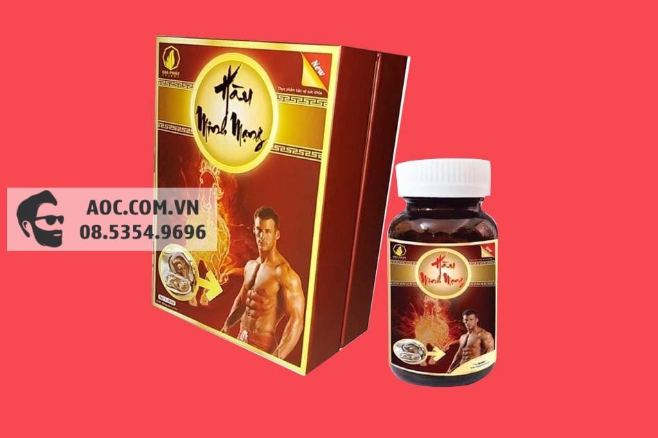Hàu Minh Mạng có nguồn gốc thảo dược
