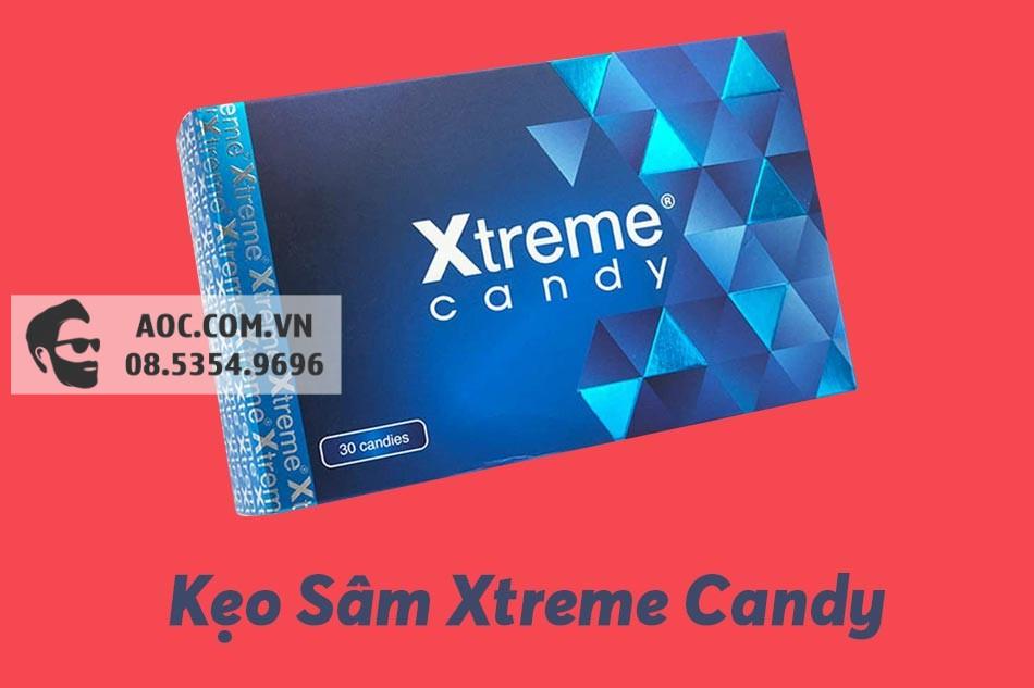Kẹo Sâm Xtreme Candy