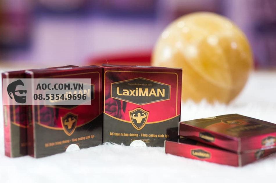 Laximan - tăng cường khả năng sinh lý nam
