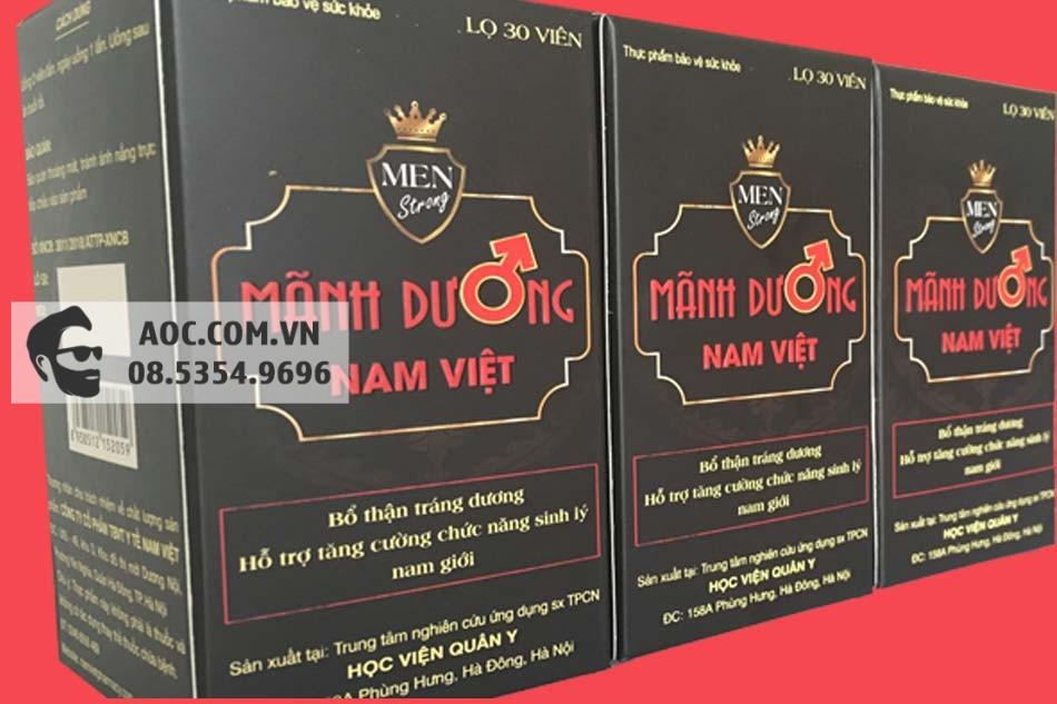 Hình ảnh hộp Mãnh Dương Nam Việt
