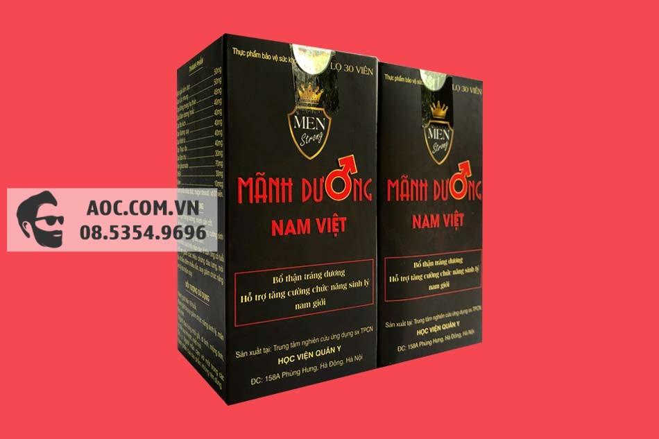 Mãnh Dương Nam Việt có nguồn gốc thảo dược