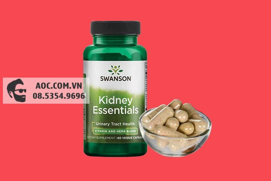 Hình ảnh viên uống Swanson Condition Specific Kidney Essential