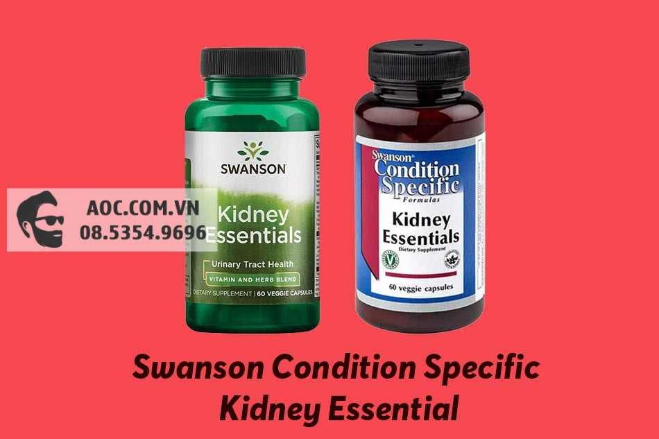 Swanson Condition Specific Kidney Essential