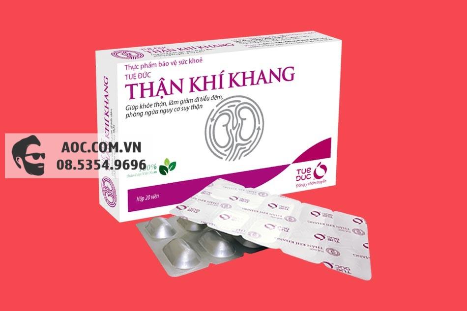 Thận Khí Khang có nguồn gốc thảo dược