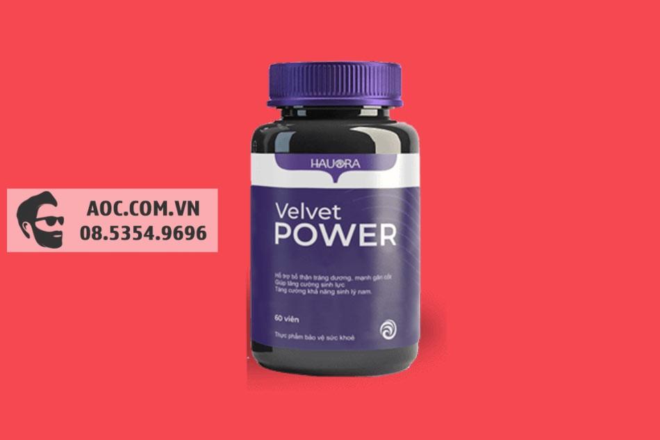 Hình ảnh lọ Velvet Power