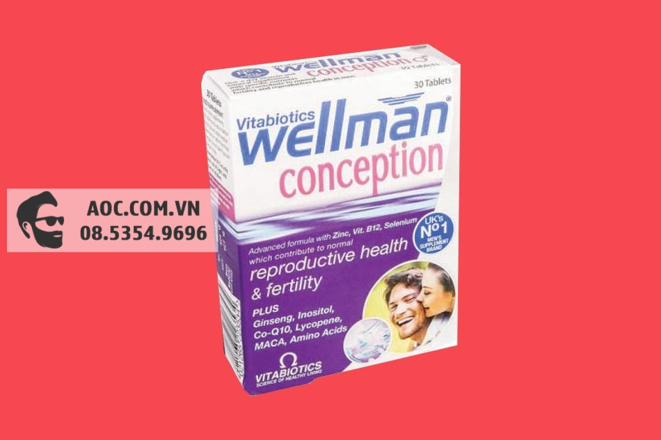 Wellman Conception xuất xứ từ Anh