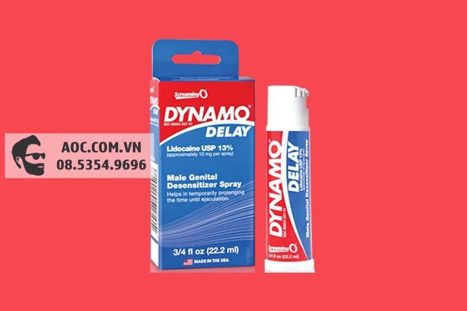 Hình ảnh hộp Dynamo Delay