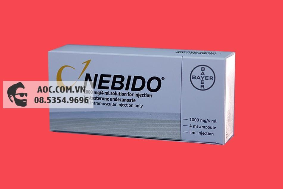 Hình ảnh hộp thuốc Nebido