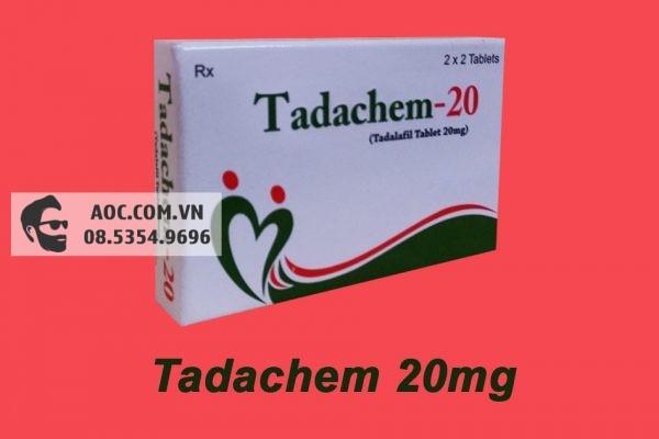 Tadachem 20mg