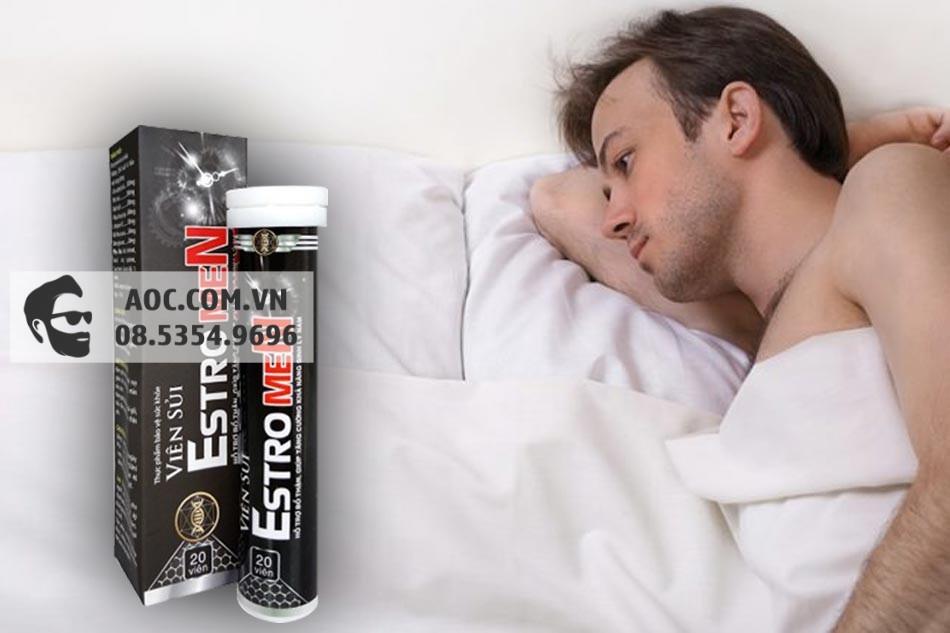 Viên sủi EstroMen bào chế từ các thảo dược