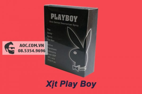 Xịt Play Boy