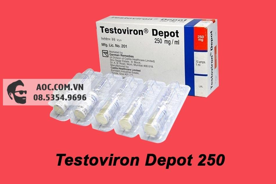 Testoviron Depot 250